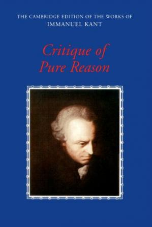 غلاف الكتاب Critique of Pure Reason