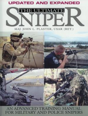 Okładka książki Ultimate Sniper 2006 : An Advanced Training Manual for Military and Police Snipers