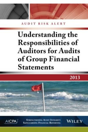 पुस्तक कवर Audit Risk Alert: Understanding the Responsibilities of Auditors for Audits of Group Financial Statements