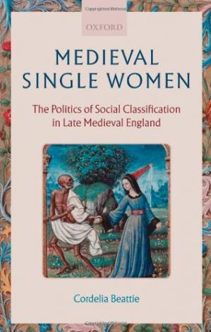 Couverture du livre Medieval Single Women: The Politics of Social Classification in Late Medieval England