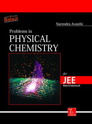 Portada del libro Problems in physical chemistry for JEE Main & Advanced