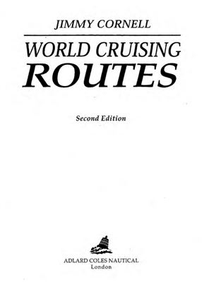 Copertina World Cruising Routes