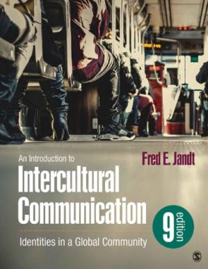 Okładka książki An Introduction to Intercultural Communication: Identities in a Global Community 9th Edition
