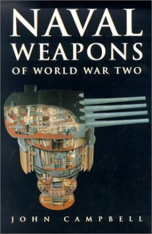 Book cover Naval Weapons of World War Two
