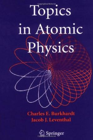 Book cover Topics in Atomic Physics