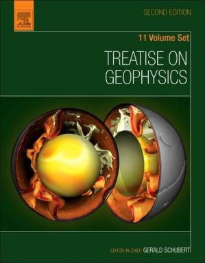 Couverture du livre Treatise on Geophysics: Deep Earth Seismology