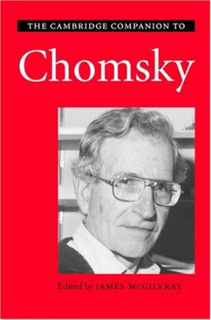 Обкладинка книги The Cambridge Companion to Chomsky