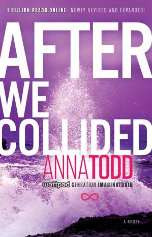 Book cover After We Collided