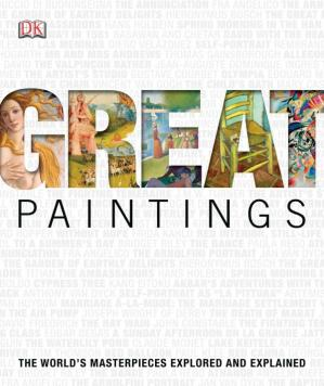 Couverture du livre Great Paintings