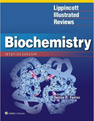 Book cover Lippincott Illustrated Reviews: Biochemistry, 7th Edition