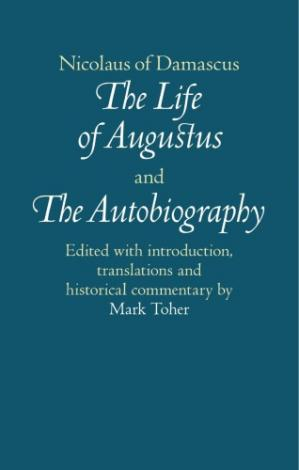 A capa do livro Nicolaus of Damascus: The Life of Augustus and the Autobiography