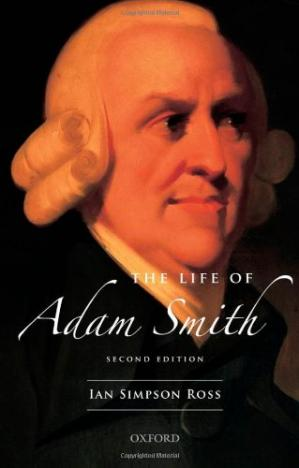 Book cover The Life of Adam Smith