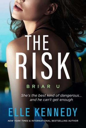 Korice knjige The Risk:
