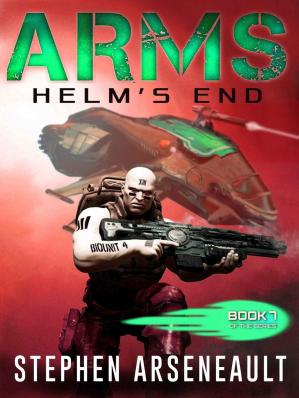 Book cover ARMS Helm's End: (Book 7)
