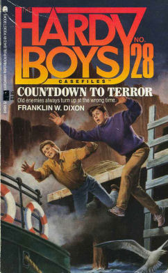 Book cover Countdown to Terror