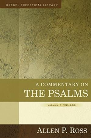 Couverture du livre A Commentary on the Psalms: 90-150