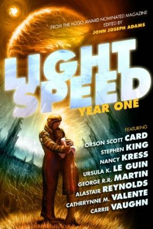 Book cover Lightspeed: Year One