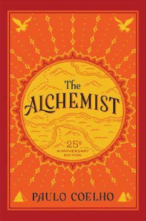 书籍封面 The Alchemist