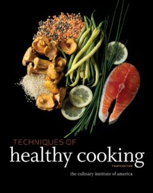 Book cover Techniques of Healthy Cooking