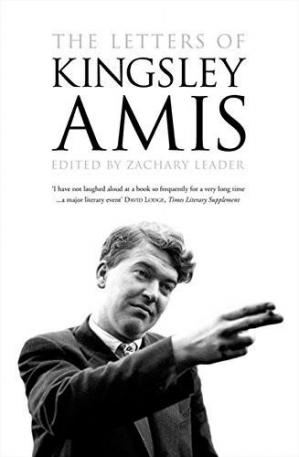 Book cover The Letters of Kingsley Amis