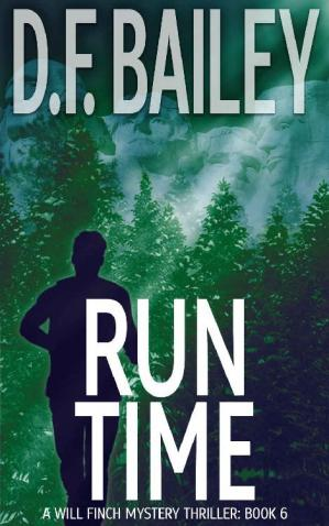 Book cover Run Time (Will Finch Mystery Thriller Series Book 6)
