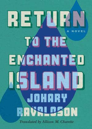 Book cover Return to the Enchanted Island: A Novel