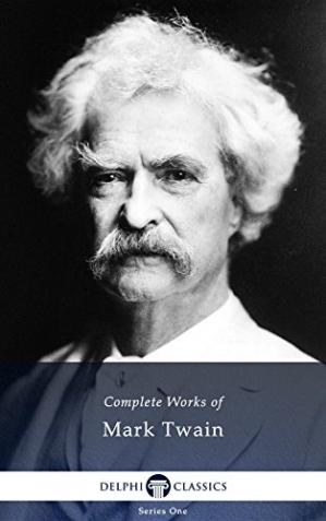 Copertina Delphi Complete Works of Mark Twain