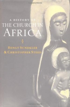 Book cover A History of the Church in Africa