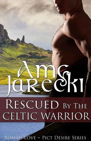 Sampul buku Rescued by the Celtic Warrior