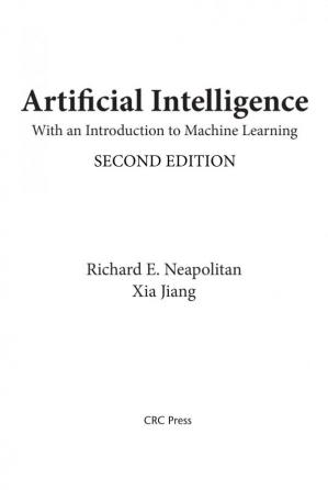 Okładka książki Artificial Intelligence: With an Introduction to Machine Learning