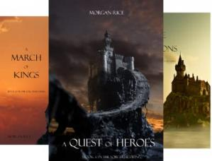Book cover SORCERER'S RING BUNDLE (ALL 17 BOOKS)