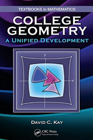 Copertina College Geometry: A Unified Development