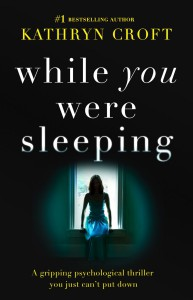 Book cover While You Were Sleeping