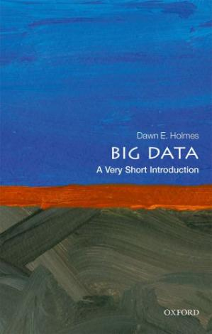 Book cover Big Data: A Very Short Introduction