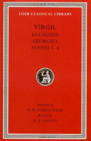 Copertina Virgil: Eclogues. Georgics. Aeneid: Books 1-6