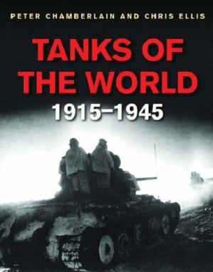Book cover Tanks of the World 1915-1945, Cassel&Co