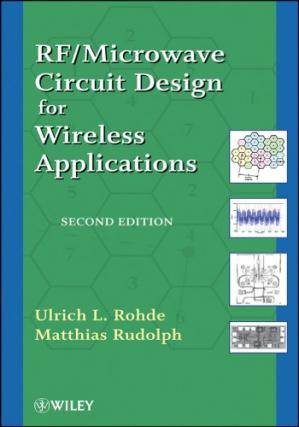 Book cover RF / Microwave Circuit Design for Wireless Applications