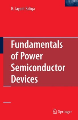Copertina Fundamentals of power semiconductor devices