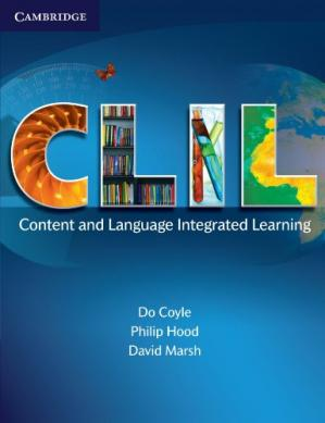 Book cover CLIL: Content and Language Integrated Learning