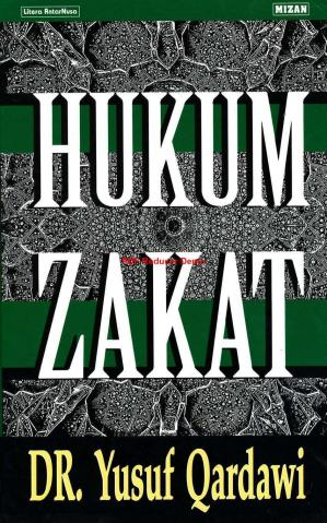 Book cover Hukum Zakat