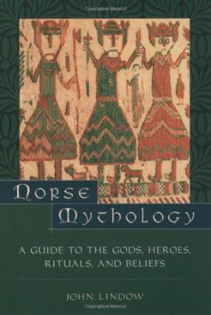 Book cover Norse mythology: a guide to the Gods, heroes, rituals, and beliefs