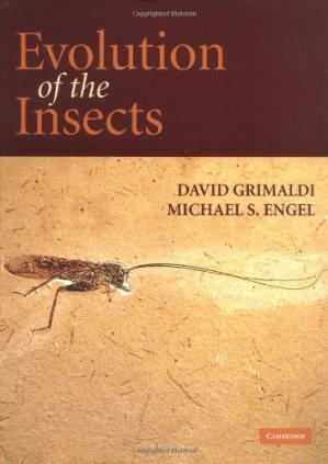 Book cover Evolution of the Insects