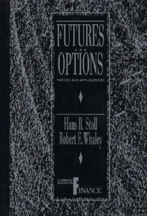 Buchdeckel Futures and Options.Theory and Applications