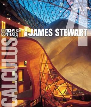 Copertina Calculus: Concepts and Contexts (Stewart's Calculus Series)