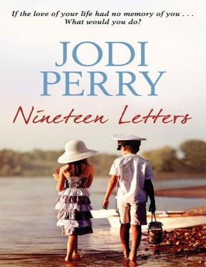 Book cover Nineteen Letters