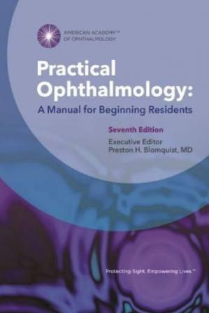 Обкладинка книги Practical Ophthalmology: A Manual for Beginning Residents