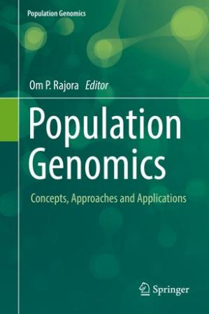 Book cover Population Genomics: Concepts, Approaches and Applications