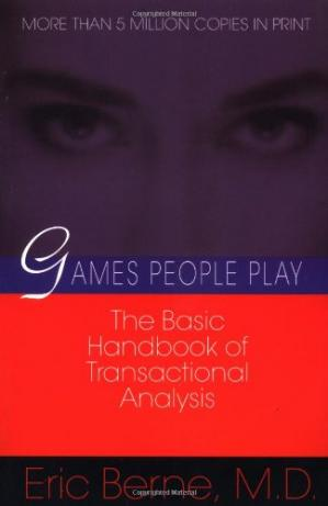 Book cover Games People Play: The Basic Handbook of Transactional Analysis.
