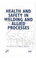 غلاف الكتاب Health and Safety in Welding and Allied Processes, Fifth Edition