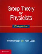 Copertina Group theory for physicists : with applications